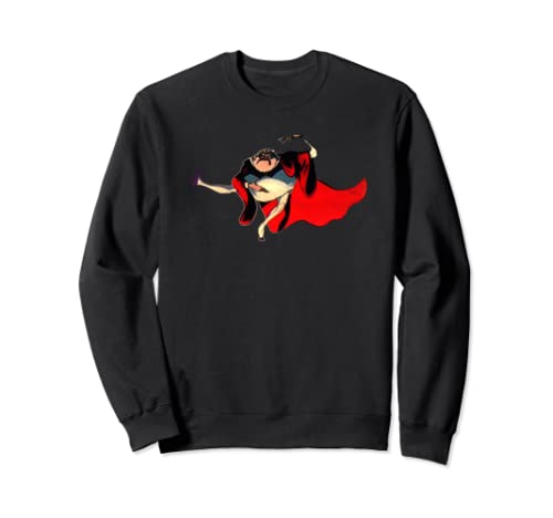 The T Shirt Wall Dancing Pink Old Witch Gifts Floyd Cosplay  Sweatshirt
