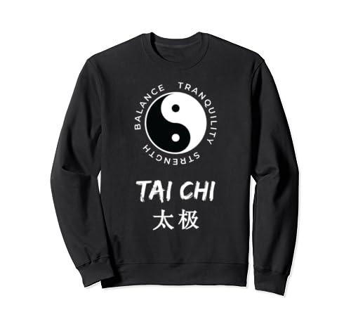 Tai Chi Inspired Design For A Tai Chi Master Sweatshirt