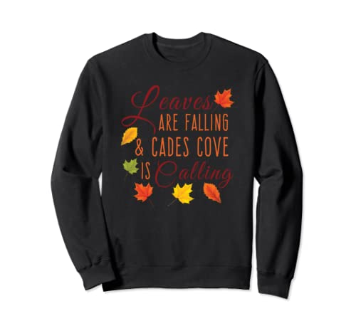 Autumn In Cades Cove Great Smoky Mountains Sweatshirt