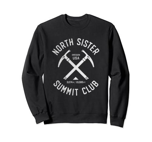 North Sister Summit Club | I Climbed North Sister Sweatshirt