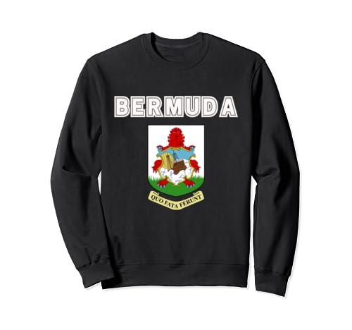 Bermuda Design Coat Of Arms Sweatshirt