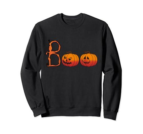 Boo Pumpkin Sweatshirt
