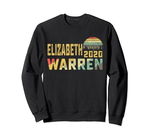 Elizabeth Warren President 2020 Shirt Nevertheless Persisted Sweatshirt