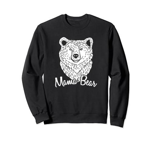 Mother's Day Mama Bear Gift Sweatshirt