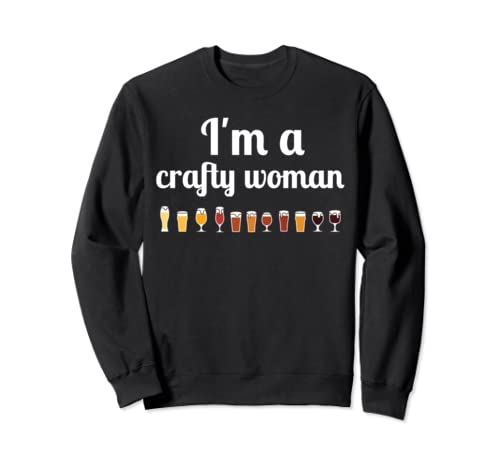 Craft Beer Apparel Gift For Beer Drinkers And Local Brewers Sweatshirt