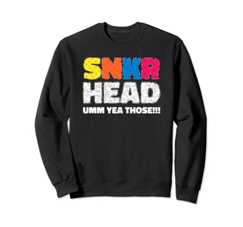 Hip Hop Culture Sneaker Head  Sneakerheads  Sweatshirt