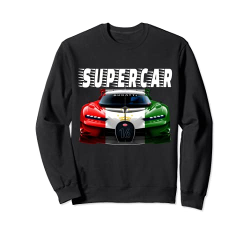 The Perfect Supercar T Shirt For Sport's Car Fan's Sweatshirt