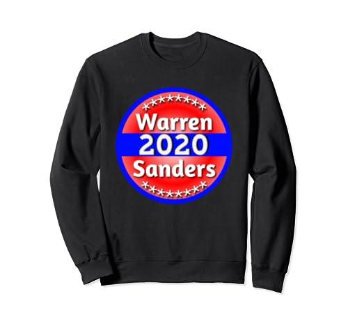 Warren Sanders 2020 Sweatshirt