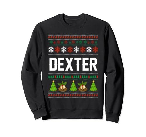 Dexter Christmas Family Ugly Christmas Sweater Shirt Sweatshirt