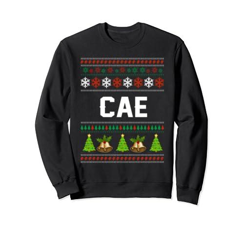 Cae Christmas Family Ugly Christmas Sweater Shirt Sweatshirt