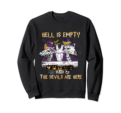 Hell Is Empty Sweatshirt