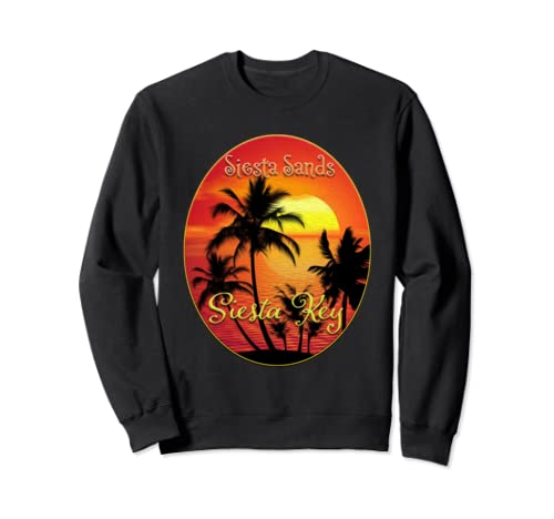 Siesta Sands  Siesta Key Appeal Sweatshirt