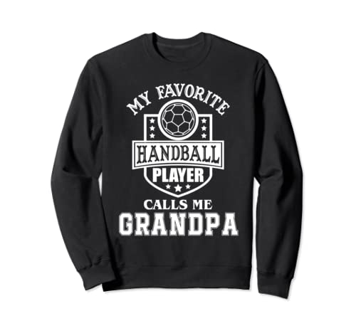 Handball Grandpa Sweatshirt