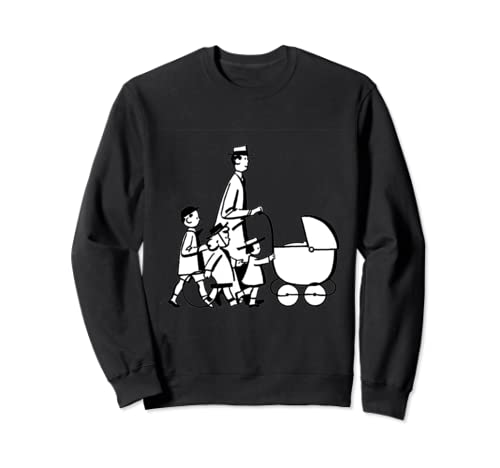 Retro Father's Day Designs for Dad Sweatshirt