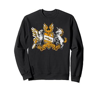 Tau Lambda Mu TAM Crest Sweatshirt