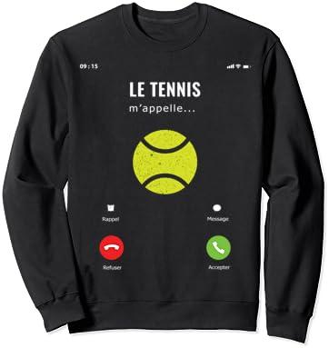 Le Tennis m'appelle Idée Cadea…