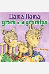 Llama Llama Gram and Grandpa Kindle Edition