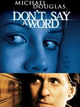 Best movie don t say a word Reviews