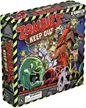 Privateer Press Zombies Keep Out Board Game
