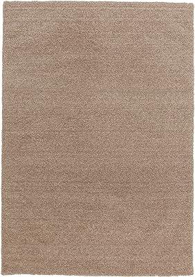 ASTRA Livorno D-160 Teppich, Polyester, beige meliert, 120 x 180 x 0,27 cm