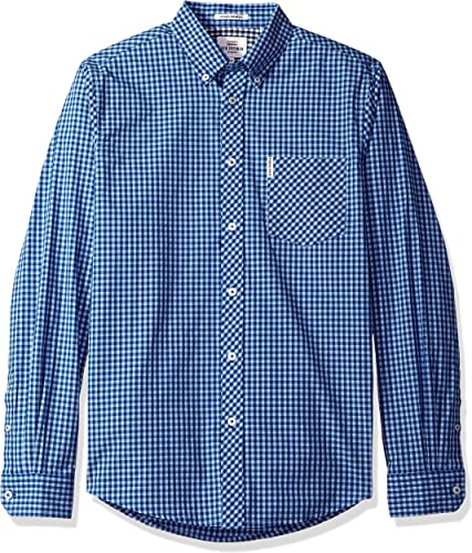 Ben Sherhomme Core Gingham - - Chemise - XL Hommes