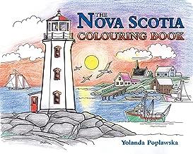 The Nova Scotia Colouring Book