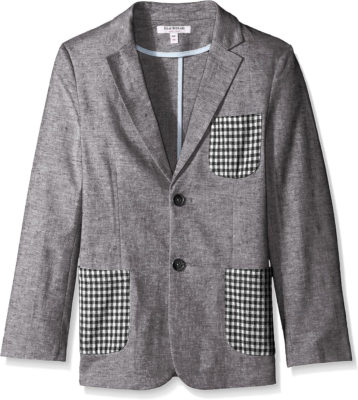 Easy-to-use Isaac Mizrahi Boys' Linen Gorgeous Blazer