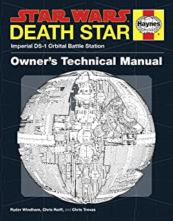 Death Star Owner's Technical Manual: Star Wars: Imperial DS-1 Orbital Battle Station [Idioma Inglés]