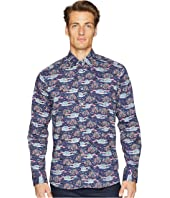 Etro - New Warrant Mountainscape Shirt