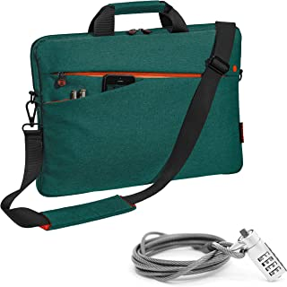 """PEDEA laptop bag""""Fashion"""" bag for notebooks with screens up to 15.6 inches (39.6 cm); shoulder bag with shoulder strap inc..."""