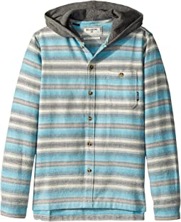 Billabong Kids - Baja Flannel Top (Big Kids)