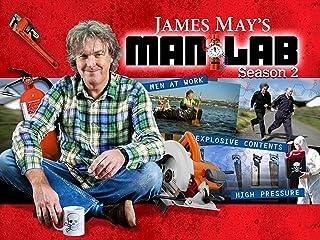 James May's Man Lab Season 2