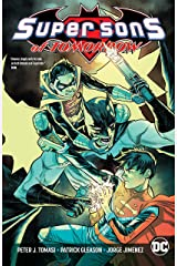 Super Sons of Tomorrow (Super Sons (2017-2018)) Kindle Edition