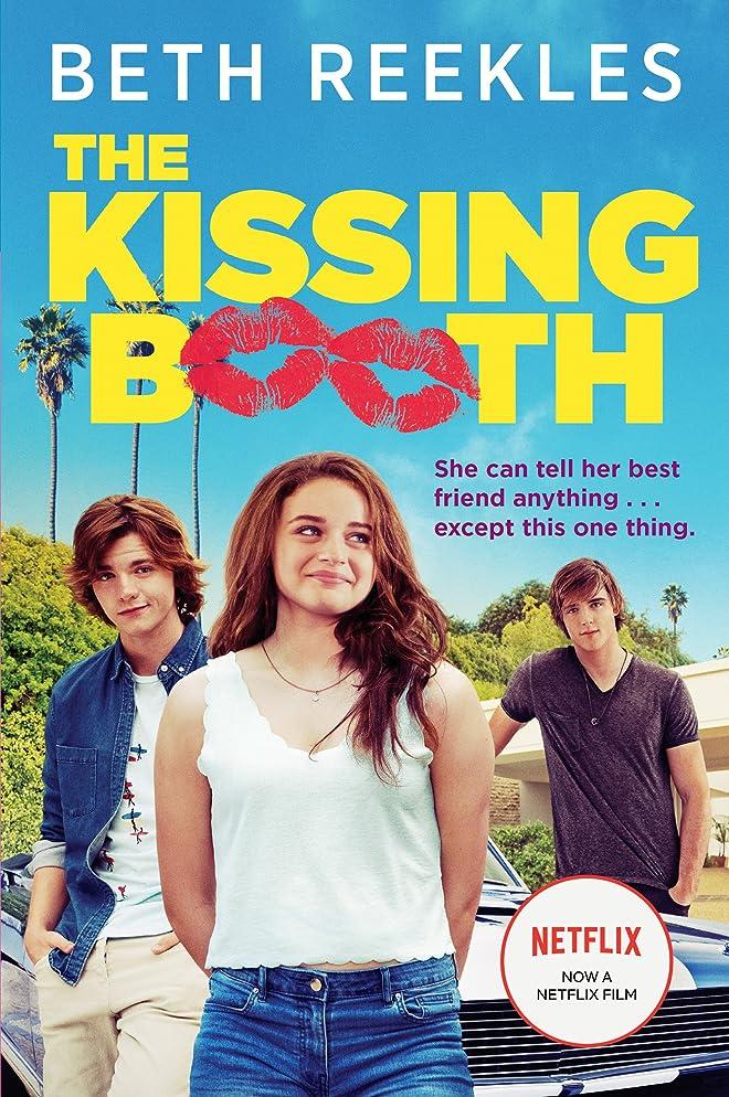 白いアルバニーお手伝いさんThe Kissing Booth