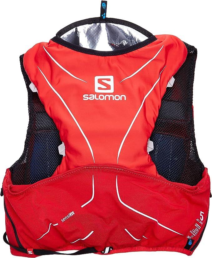 SALOMON ADV Skin 5 Mochila, Unisex Adulto, Rojo (Matador ...