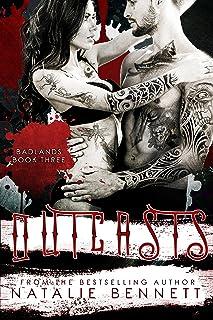 Outcasts (Badlands Book 3)