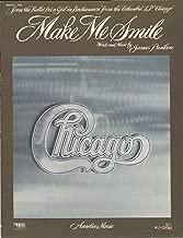 Sheet Music Make Me Smile Chicago 64