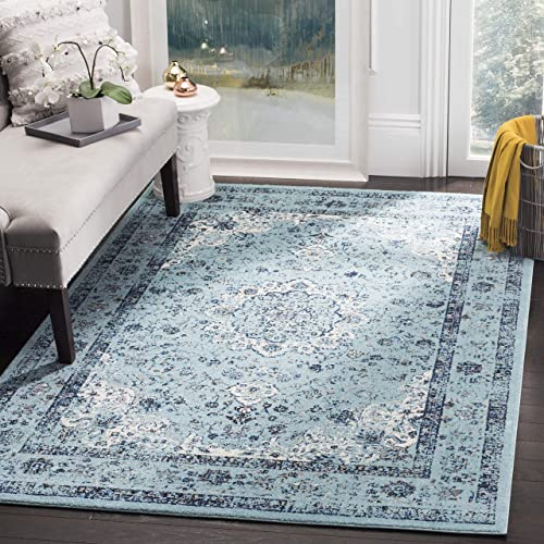 Blue Accent Rugs: Amazon.com