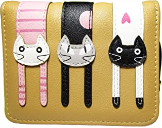 Best leather cat coin purse Reviews