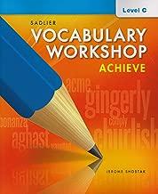 Vocabulary Workshop Achieve Level C Grade 8