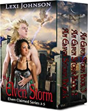 An Elven Storm 3-Book Boxed Set Bundle Collection (Elven Claimed Series)
