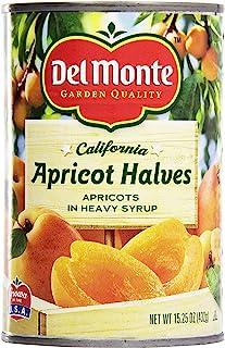 Del Monte Apricot Halves, 15.25 oz