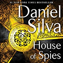 house of spies audiobook