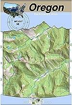 44В°121В° SE - Bend, Oregon Backcountry Atlas (Topo) (Oregon Backcountry Atlas A4 25000 Scale)
