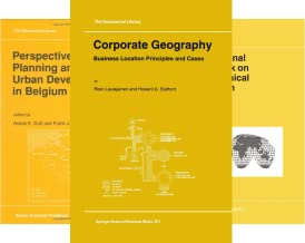 GeoJournal Library (51-99) (49 Book Series)