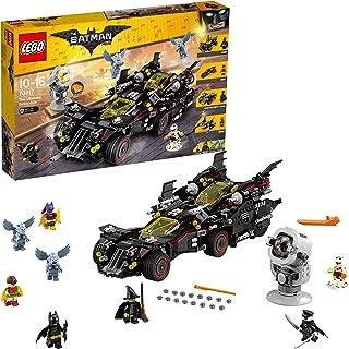The Ultimate Batmobile The Lego Batman Movie 70917