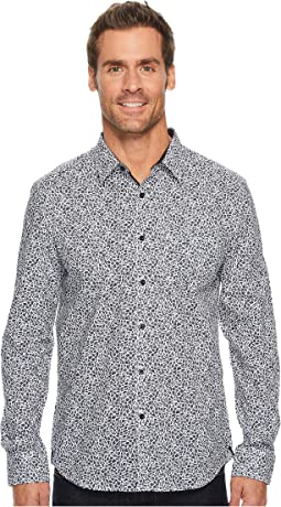 Kenneth Cole Sportswear - Mosaic Print Shirt