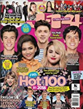 J-14 Magazine - March 2018 - Shawn Mendes - Zendaya - Niall Horan - Selena Gomez - Cole Sprouse - 6 Mega Posters Inside