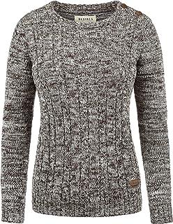 856a171e25 Amazon.it: maglione lana grossa - Marrone / Donna: Abbigliamento