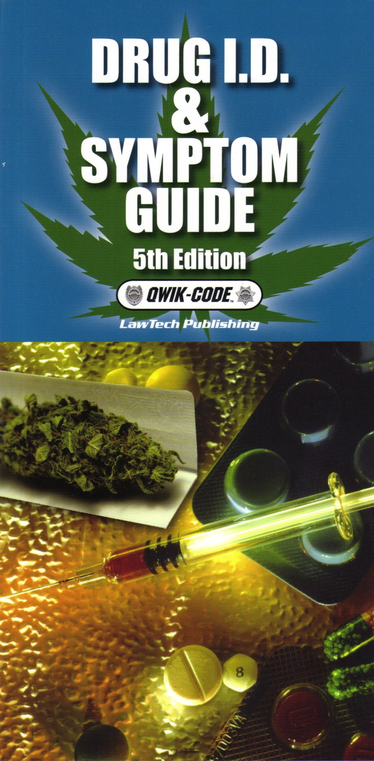 Drug I.D. & Symptom Guide 5th Edition